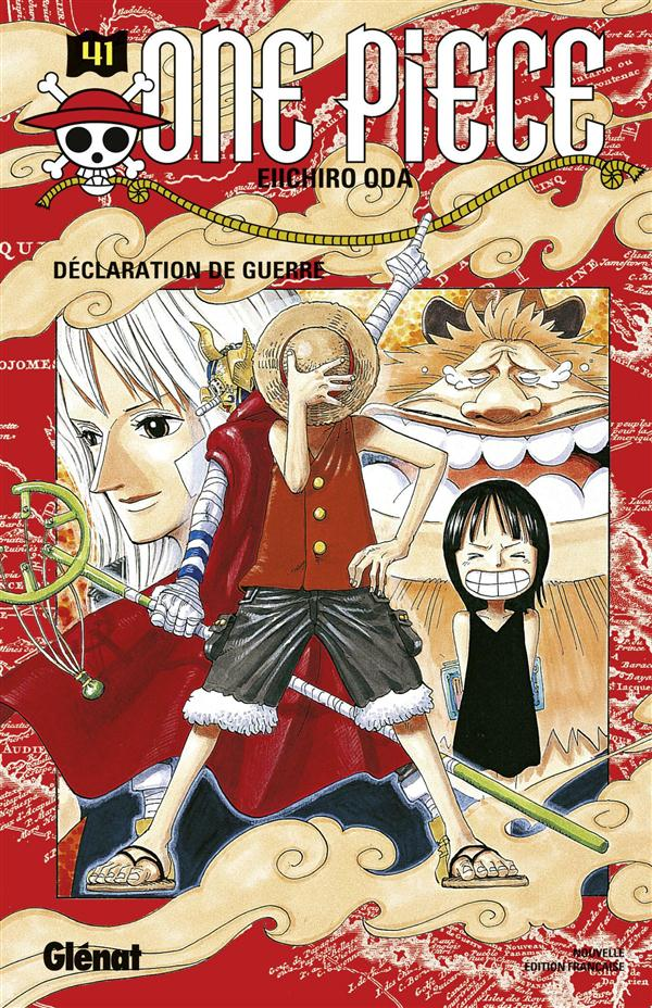 ONE PIECE - EDITION ORIGINALE - TOME 41 Oda Eiichiro Glénat